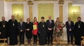 Посол Германии в Казахстане удостоен высокой награды Казахстанского митрополичьего округа