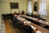 Председатель Издательского Совета провел встречу с членами правления Ассоциации книгоиздателей России