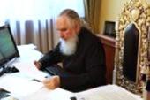 В Издательском Совете прошло очередное заседание рабочей группы по кодификации акафистов