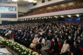 Епископ Бишкекский Даниил принял участие в церемонии инаугурации новоизбранного Президента Киргизии Садыра Жапарова