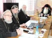 В 2020 году Синодальная богослужебная комиссия составила и отредактировала 64 службы и чинопоследования