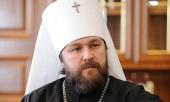 Митрополит Волоколамский Иларион: Восстановление единства в нашей общей православной семье возможно только путем отказа от ложной экклезиологии