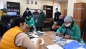 Синодальный отдел по благотворительности Белорусского экзархата начал регулярный прием просителей для оказания помощи