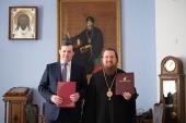 Московская духовная академия и Российская академия музыки имени Гнесиных заключили договор о сотрудничестве
