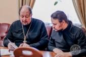 В Киевской духовной академии прошло итоговое заседание рабочей группы по созданию украинского словаря богословской и литургической лексики