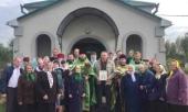 Раскольники захватили храм Украинской Православной Церкви в селе Галиновка на Волыни