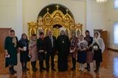 Глава Рязанской митрополии вручил Патриаршие награды медикам, особо потрудившимся в борьбе с коронавирусной инфекцией