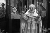 Преставился ко Господу первый настоятель московского подворья Православной Церкви в Америке протопресвитер Даниил Губяк