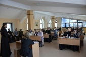 Специалисты Синодального отдела по благотворительности провели семинары в Иркутске, Улан-Удэ и Северобайкальске