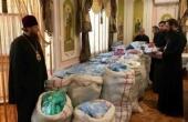75 тысяч медицинских масок передала учебным заведениям Черкасская епархия