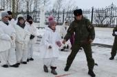 В рамках празднования 800-летия со дня рождения Александра Невского в Петропавловской епархии организовано спортивное мероприятие для молодежи