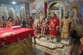 Представители пяти Поместных Церквей приняли участие в торжествах в Екатеринбурге, посвященных Собору новомучеников и исповедников Церкви Русской