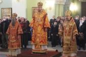 Торжества, посвященные 30-летию возрождения Владивостокской епархии, проходят во Владивостоке