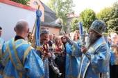 Архиепископ Калининградский Серафим: «Глаза страшатся, а руки делают»