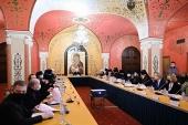 В Храме Христа Спасителя прошло совещание по подготовке к празднованию 800-летия благоверного князя Александра Невского
