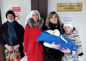 В Ростовской епархии продолжает принимать подопечных Александрийский приют для женщин, попавших в тяжелую жизненную ситуацию
