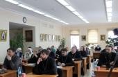 Специалисты Синодального отдела по благотворительности провели семинары по социальному служению на Дальнем Востоке