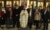 В Представительстве Русской Православной Церкви в Дамаске состоялось празднование Сретения Господня