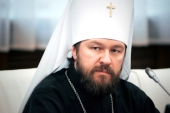 'Freedom and Responsibility as Viewed by His Holiness Patriarch Kirill'. Address by Metropolitan Hilarion of Volokolamsk (International Hellenic University online seminar, 16th February 2021)