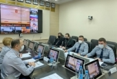 Представитель Синодального отдела по тюремному служению выступил на совещании, посвященном совершенствованию работы по профилактике суицидов в учреждениях уголовно-исправительной системы