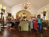 На бразильском приходе Московского Патриархата отпраздновали Сретение Господне