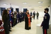 Ответственный секретарь Синодального комитета по взаимодействию с казачеством принял участие в открытии семинара для молодых казаков ЦФО