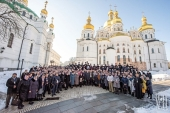 Congress of representatives of captured churches held at Kiev Lavra of the Caves
