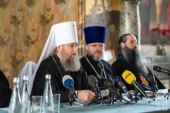 Representatives of captured churches of the Ukrainian Orthodox Church appeal to country leaders