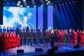 Патриарший экзарх всея Беларуси принял участие в торжественной церемонии открытия республиканской акции «Культурная столица года» в городе Борисове