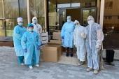 В Алма-Ате нуждающиеся получат продуктовую помощь от Синодального отдела по благотворительности
