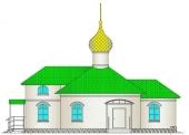 В Гурьевске возводят храм в память о жертвах пожара в ТЦ «Зимняя вишня»