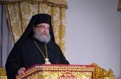 Митрополит Тамасосский Исаия: Русская Церковь никогда не вмешивалась в дела Кипрской Церкви