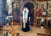 Святейший Патриарх Кирилл совершил панихиду по приснопамятному Патриарху Алексию II