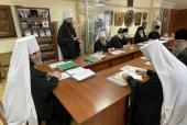 Синоду Украинской Православной Церкви переданы материалы по канонизации архиепископа Евмения (Хорольского)