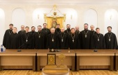 Митрополит Минский Вениамин встретился с главами миссионерских отделов епархий Белорусского экзархата