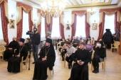 В столице Калмыкии представлена книга «Житие и страдание святого священномученика Климента, епископа Римского»