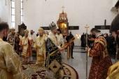 Представитель Русской Церкви участвовал в торжествах в болгарском городе Смолян