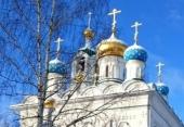 В Выксунском Иверском женском монастыре отметили день памяти святого основателя обители