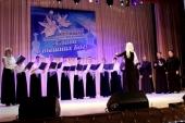 Межъепархиальный фестиваль-конкурс православных песнопений «Слава в вышних Богу» прошел в Лиде