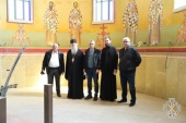 The Russian Orthodox Church helps the Patriarchate of Jerusalem to build a church