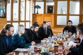 В Троице-Сергиевой лавре прошло заседание по подготовке мероприятий, посвященных 200-летию со дня рождения архимандрита Леонида (Кавелина)
