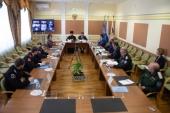 Совещание с духовниками и руководителями филиалов прошло в Первом казачьем университете