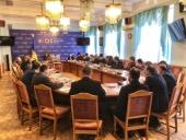 Представители Украинской Православной Церкви приняли участие в работе Общественного совета при Министерстве образования и науки Украины