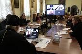 В Издательском Совете состоялось заседание жюри литературного конкурса «Новая библиотека»