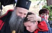 Представитель Сербской Церкви в Москве епископ Моравичский Антоний: «Патриарх Порфирий — человек широкой души»