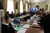 Состоялось заседание Палаты попечителей Патриаршей литературной премии
