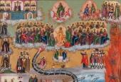 В неделю о Страшном Суде глава Казахстанского митрополичьего округа совершил Литургию в Вознесенском кафедральном соборе Алма-Аты