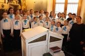 Детское отделение Московского Синодального хора удостоено гран-при конкурса «Рождественская песнь»