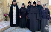 На Святой Земле почтили память игумена Серафима (Кузнецова)