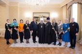 Глава Казахстанского митрополичьего округа вручил церковные награды врачам и медицинским работникам Алма-Аты